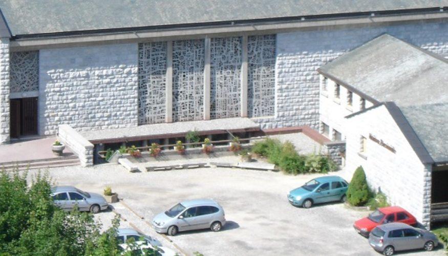 Réhabilitation du Parking de l'Eglise